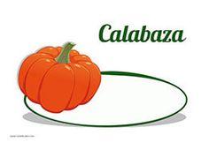 Descarga este cartel de calabaza para tu frutería. Descubre más en CartelGratis.com