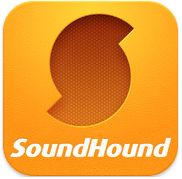 SoundHound App   Just hum, play, or sing a song and SoundHound will recognize it the song in a matter of seconds!