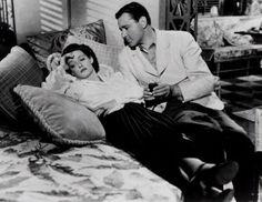 """Bette Davis and Herbert Marshall, """"The Letter"""" [1940]."""