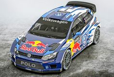 Street Legal Lotuses and Dirty VW Speed: The Best In Automotive Design, 1/23/15 2015 VW Polo WRC Rally Car Fresh off a somewhat dominant 2014 World Rally Championship season, Volkswagen just released their heavily modified 2015 contender. It's a 2600-pound car that hits 60 mph in less than four seconds, and is pretty much the fastest vehicle in the world on dirt—provided you're competent to handle it, that is.