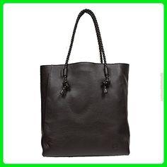 3c86f5f6fc5 Gucci Dollar Calf Brown Leather Tote Bag Open Top Shoulder Handbag 341506 -  Totes (