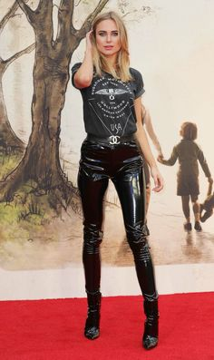 60d91b7e136ac Patent Leather Pants, Tight Leather Pants, Black Patent Leather, Leather  Trousers, Leggings