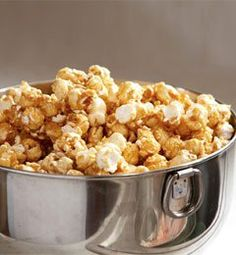 Recipes from The Nest - Caramel Corn
