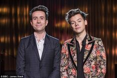 Having fun:In the weeks prior, Harry's close friend Nick Grimshaw fuelled speculation about the hot new romance after he hooked him up to a heart monitor and showed him a sizzling snap of Camille a few weeks prior