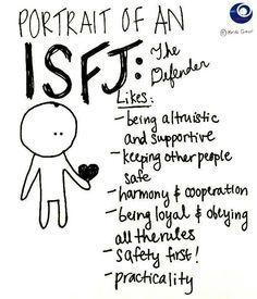 #ISFJ