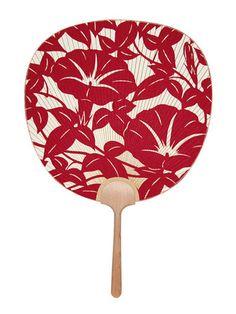Uchiwa うちわ  夕顔 Cool Umbrellas, Bamboo Art, Paper Fans, Japanese Textiles, Design Seeds, Japanese Paper, Dragon Art, Japan Art, Japanese Culture