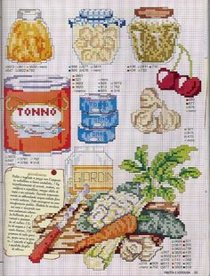 Gallery.ru / Фото #61 - EnciclopEdia Italiana Frutas e verduras - natalytretyak