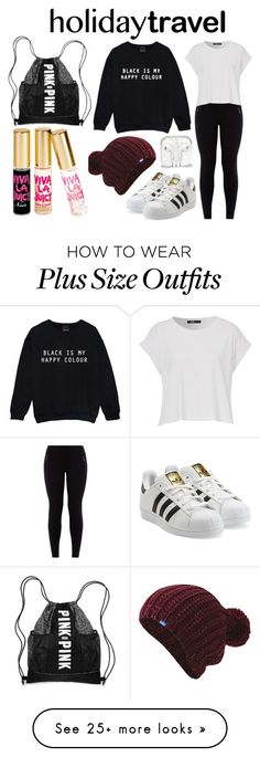 """Holiday Travel"" by marymh on Polyvore featuring adidas Originals, Keds and Juicy Couture"