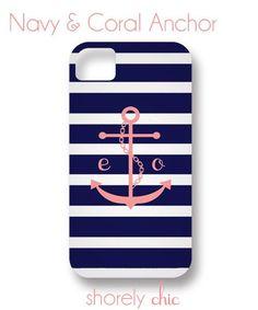 anchor iphone case
