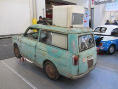 Fiat 500 Moretti G