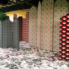 Bring the Gucci Spring 2016 Show Decor Home