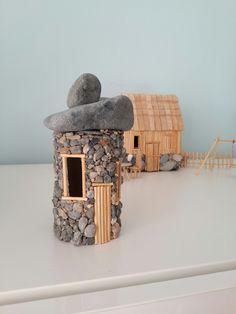 Stone Art, Terrarium, Origami, Bird, Outdoor Decor, Handmade, Crafts, Home Decor, Amigurumi