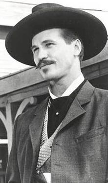 """I'm your Huckleberry."" Val Kilmer as Doc Holliday [Tombstone] Val Kilmer, I Movie, Movie Stars, Movie Scene, Alter Ego, Im Your Huckleberry, Favorite Movie Quotes, Favorite Things, Cowboy Up"