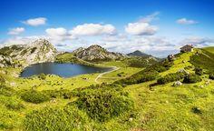 6 lugares naturales en España