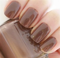 Hot Cocoa- I love Essie and all the brown & beige colors. Umm well every color really but hate that it's $8 a bottle