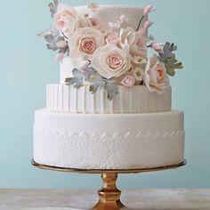 #sugarroses#cakes#weddingcakes Wedding cakes inspirational http://gelinshop.com/ipost/1519910196503586868/?code=BUXzkVZFyg0