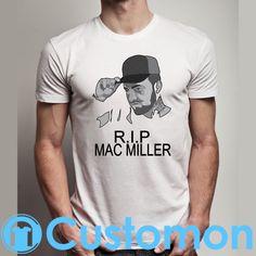eac088864 Mac Miller 18 Mens T Shirt online