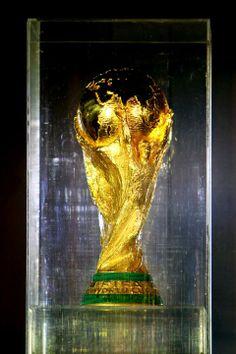 Copa Mundial | Llega trofeo de la Copa del Mundo Brasil 2014 al D.F.