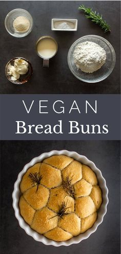 🥖 These vegan bread buns are easy to make and taste great. They're perfect for a cozy lunch, breakfast or even dinner! 🍞 Enjoy sandwiches with these delicious buns! #VeganBread #Buns #Baking Healthy Cheesecake, Healthy Cake, Healthy Dessert Recipes, Vegan Snacks, Snack Recipes, Bread Recipes, Vegan Food, Fluffy Buns Recipe, Fudge