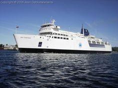Chi-Cheemaun Ferry to Manitoulin Island