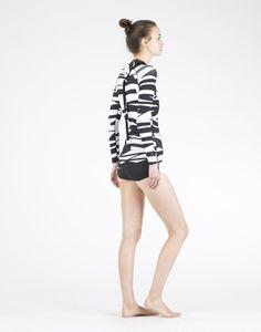 Cynthia Rowley - Printed Wetsuits | Surf & Swim