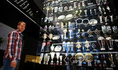 Red Bull F1 trophies stolen in ram raid found dumped in a lake