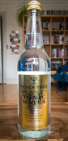 Fever-Tree Premium Indian Tonic Water. Foto: Michael Sperling