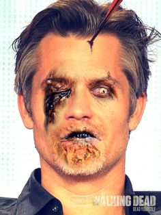 Timothy Olyphant | 14 Celebrities As Zombies