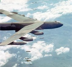 Nov 1964.  B52  my father was a navigator  on the B52 in the Air Force
