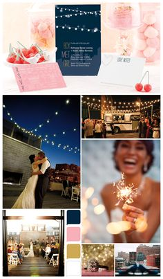 Ecotrust Rooftop Wedding:: City Wedding inspiration board (photography by @Aralani )
