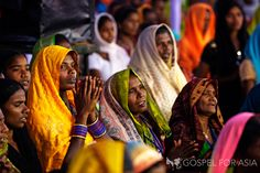 For the first time in their lives, these women are worshiping a God who hears their prayers. www.gfa.ca/women