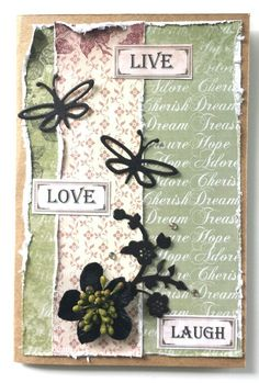 Couture Creations Vintage Rose Garden Collection : card by Amanda Baldwin
