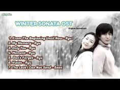 WINTER SONATA OST Full Original Soundtrack   Best Korean Drama OST Part 5 Korean Drama, Soundtrack, Kdrama, The Voice, Memories, The Originals, Winter, Youtube, Movie Posters