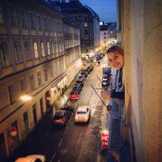 В первый день в 2015 мы путешествовали из Будапешта в Вену 😊✨ Visit Austria, See You, Vienna, Your Photos, Times Square, Street View, Explore, Travel, Instagram