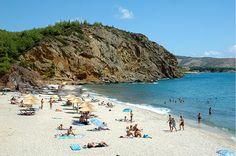 Metalleia beach