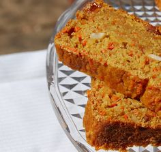 Carrot Bread: Low Fat And Wholegrain - Holy Cow! Vegan Recipes