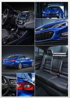2016 Chevrolet Cruze http://www.burnschevyofgaffney.com/models/chevrolet-cruzelimited