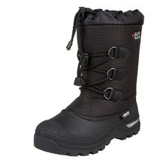 Baffin Igloo Winter Boot (Little Kid/Big Kid) Baffin. $64.99. Made in China. Comfort-rated to -40 degrees Fahrenheit. Rubber sole. Water-resistant. Nylon and rubber