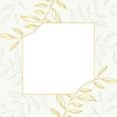 Vector File, Frames, Gray, Floral, Wedding, Design, Backgrounds, Valentines Day Weddings, Frame