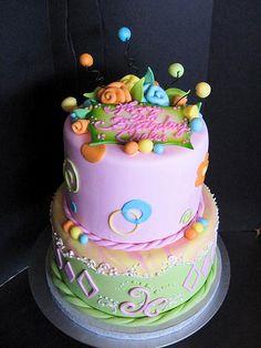 KCW45 by Phoenix Cake Company, via Flickr