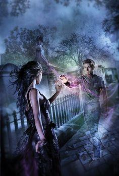 Cover Artist: Cliff Nielsen (Power Plan Creative) - Touch (Queen of the Dead, #2) by Michelle Sagara