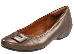 Clarks Concert Choir in Brown Metallic #Clarks #shoes #champaign #IL