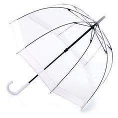 Doorschijnende paraplu