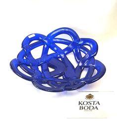 Basket blu piccolo