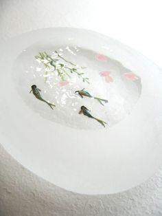 Paperweight by Yuko Kubo, Japan