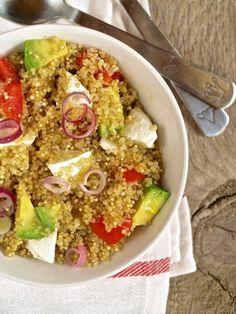 Come ti preparo la quinoa   <3