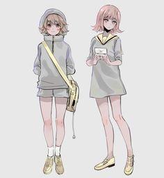 gamer girl, danganronpa 2, and tumblr image