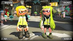 splatoon agent 2 and agent 3 picture reference. Pokemon Room, 3 Picture, Stranger Things, Images, Sisters, Happy Birthday, Fandom, Kid, Fan Art