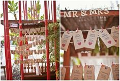 Top Tips – Table Plans