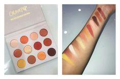 Colourpop's CUTE AF Pressed Eyeshadow Palette